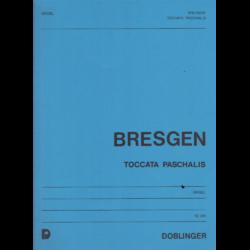 TOCCATA PASCHALIS FÜR ORGEL (1969)