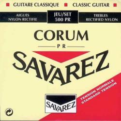 Klasszikus gitárhúkészlet Savarez 500PR