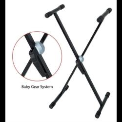 Állvány billentyűs BSX Baby-Gear