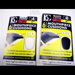 Fogvédő By-Vibra-Ease átlátszó 0,4 mm.