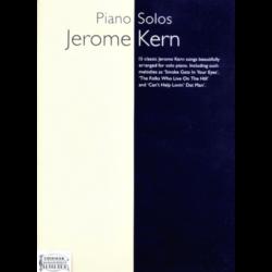 JEROME KERN PIANO SOLOS