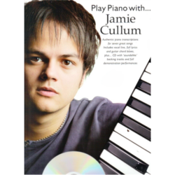 PLAY PIANO WITH. . . JAMIE CULLUM +CD