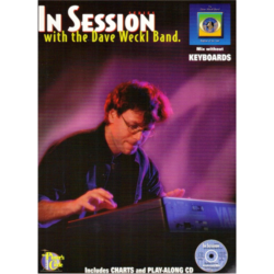 IN SESSION WITH THE DAVE WECKL BAND+CD