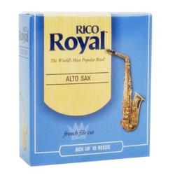 Alt szaxofonnád Rico Royal 1,0