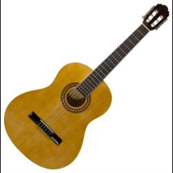 Klasszikus gitár 4/4 natúr szín