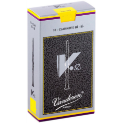 Klarinétnád B Vandoren Sib-Bb V12  2,5