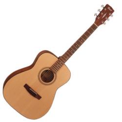 Cort akusztikus folkgitár, Easy Play, matt natúr