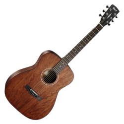 Cort akusztikus folkgitár, mahagóni