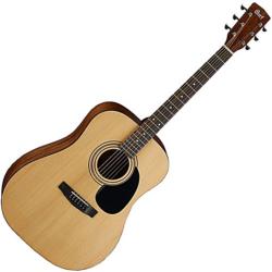 Akusztikus gitár Cort AF51OP