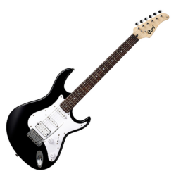 Elektromos gitár, Cort fekete