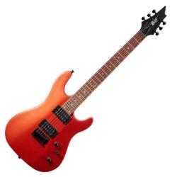 Cort el.gitár, rozsda vörös