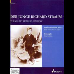 DER JUNGE RICHARD STRAUSS FÜR KLAVIER