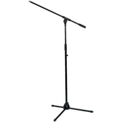 Mikrofon állvány gémes
