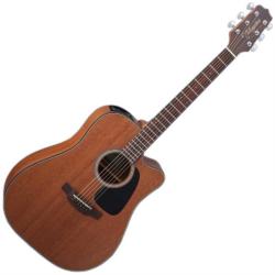 Akusztikus gitár dreadnought, mahagóni