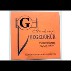 Hegedűhúr Stradivari G 3/4