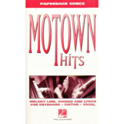 MOTOWN HITS PAPERBACK SONGS