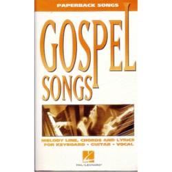 PAPERBACK SONGS GOSPEL SONGS