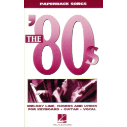 PAPERBACK SONGS THE'80S