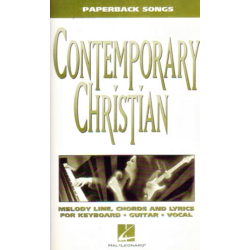 PAPERBACK SONGS CONTEMPORARY CHRISTIAN