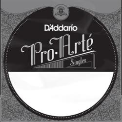"Klasszikus gitárhúr D""Addario D 0,28"