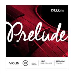 Hegedű húrkészlet D'Addario Prelude 1/2