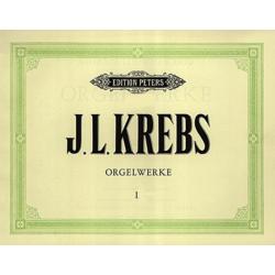KREBS, ORGELWERKE I.