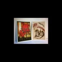 Képeslap, operaplakátok