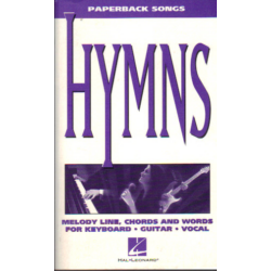 HYMNS PAPERBACK SONGS