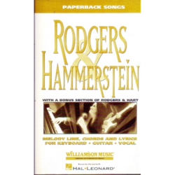 PAPERBACK SONG RODGERS HAMMERSTEIN
