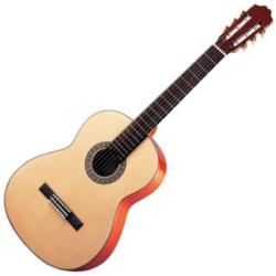 Klasszikus gitár Geryon 3/4  natur