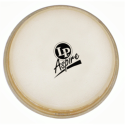 "LP Aspire Quinto Replacement Head, 10"", Rawhide"