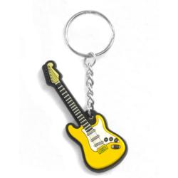 Kulcstartó elektromos gitár kivitelben