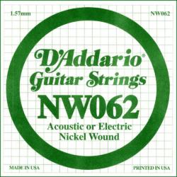 Elektromos gitárhúr D'Addario NW062
