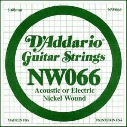Elektromos gitárhúr D'Addario 066