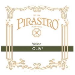 Hegedű húr E  Pirastro Oliv, golyós