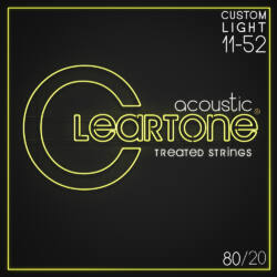 Cleartone ak.húr bronz Custom Light - 11-52