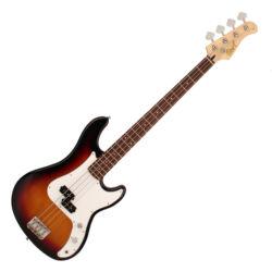 Cort el.basszusgitár, sunburst