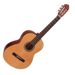 Cort klasszikus gitár deluxe, matt natúr