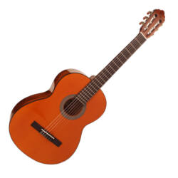 Cort klasszikus gitár deluxe, sárga árnyalatú