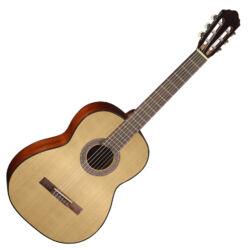 Cort klasszikus gitár, matt natúr
