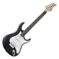 Cort el.gitár, open pore fekete
