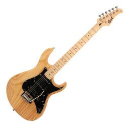 Cort el.gitár, Power Sound PU, natúr