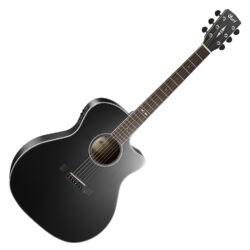 Cort akusztikus gitár Fishman EQ, fekete