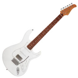Cort elektromos gitár, fehér