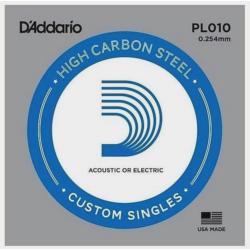 Elektromos gitárhúr D'Addario PL010