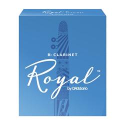 Klarinétnád B Rico Royal 2,5