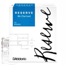 Klarinétnád B Rico Reserve 3,0