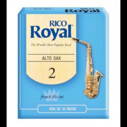 Alt szaxofonnád Rico Royal 2,5