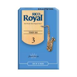 Tenor szaxofonnád Rico Royal Reeds 3,0