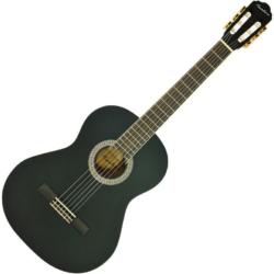 Klasszikus gitár 4/4 fekete